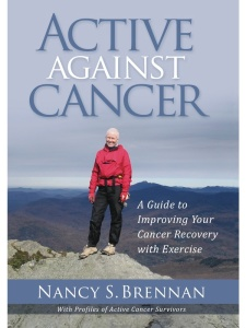 Cover of Active Against Cancer Book